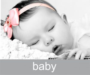Baby Photography Button