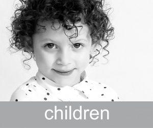 Children Photography Button